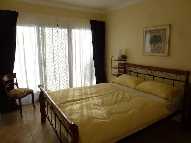 Bedroom 2 with Queen bed.