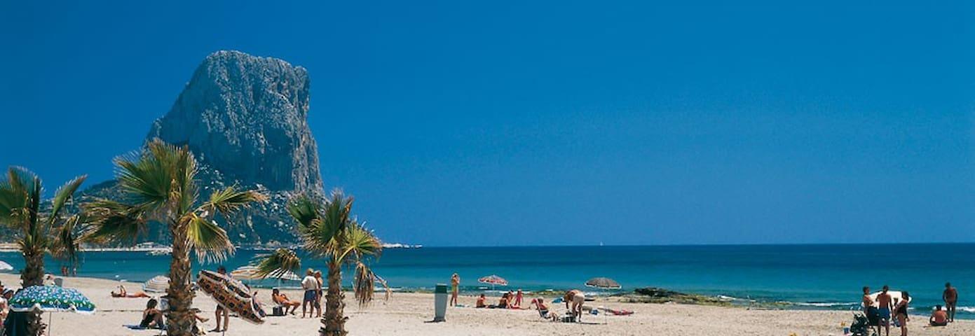 Playa Arenal-Bol - Calp
