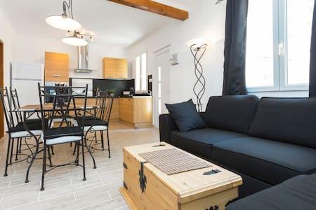 Maison de vacances de 90 m²  - Saint-Martin-d'Ardèche