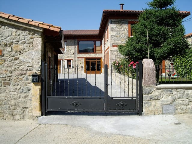 Country House Solapeña - Reyero - Дом