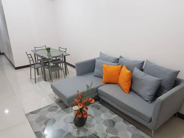 Cozy Corner Unit in Central Ortigas Location