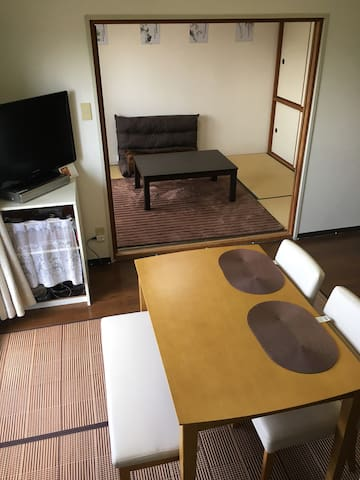 World Heritage Site Horyuji NARA - Yamatokōriyama-shi - Appartamento