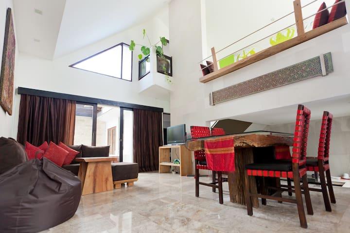 Villa Naree 3 with pool in Canggu