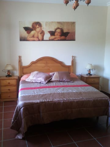 Wonderful Apartament with pool - Alcaucin, Málaga - Appartement