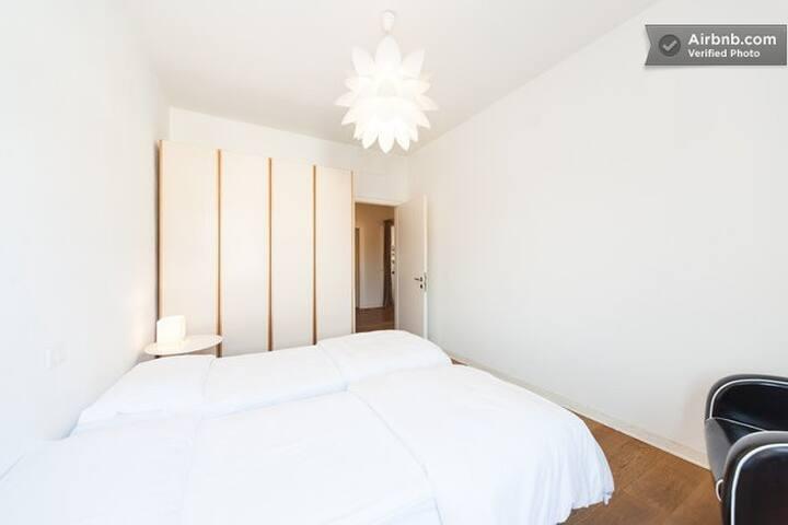 San Fermo B&B White Room