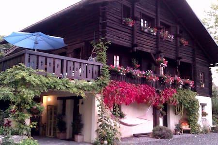 chambre dans chalet, vue lac - Saint-Eustache - Bed & Breakfast
