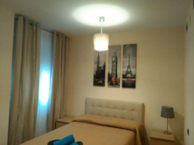 Doble habitación centro Barcelona P4