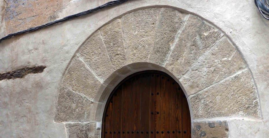 La Presó de Nonasp (Casa Rural) - Nonaspe - Hus