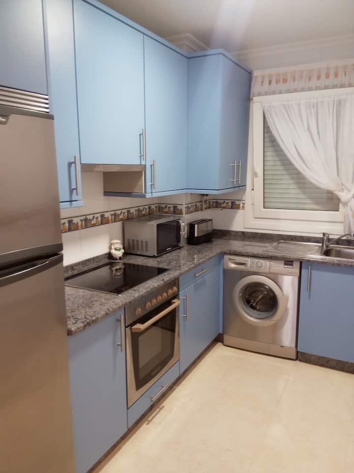 Apartamento nuevo en Ribadeo, en zona céntrica