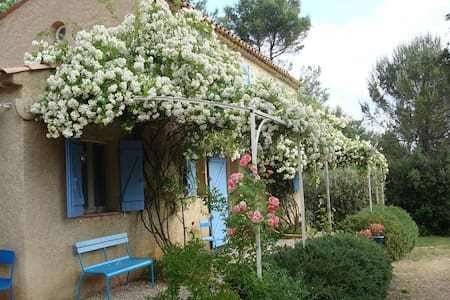 Maison de campagne au calme/Peaceful Countryhouse - Cotignac