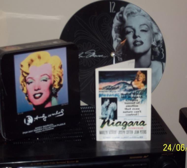 More Marilyn Memorabilia