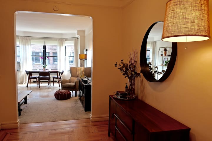 Bright & Spacious NYC Apartment, Inwood
