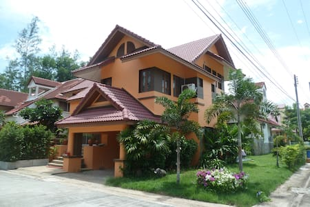 Beach side house in Rayong - Phe - Villa