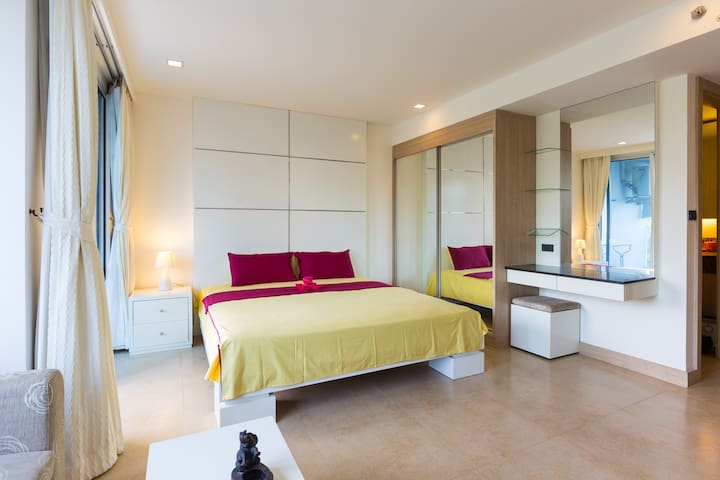 (403) The Cliff Studio - Pattaya - Wohnung