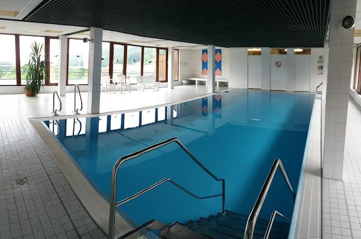Schöne Ferienwohnung mit Pool in Sasbachwalden