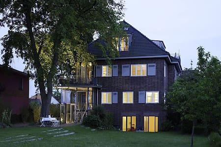 Designer Villa am See / Spa Lounge - Schwielowsee