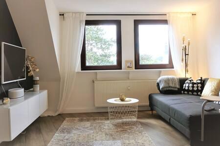 Goldrausch:-Neu-exklusive Wohnung, Blick ins Grüne