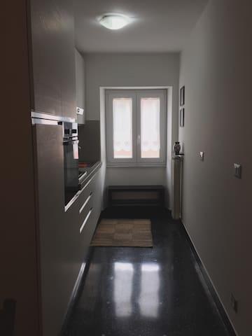Appartamento nel verde - Genova - Huoneisto