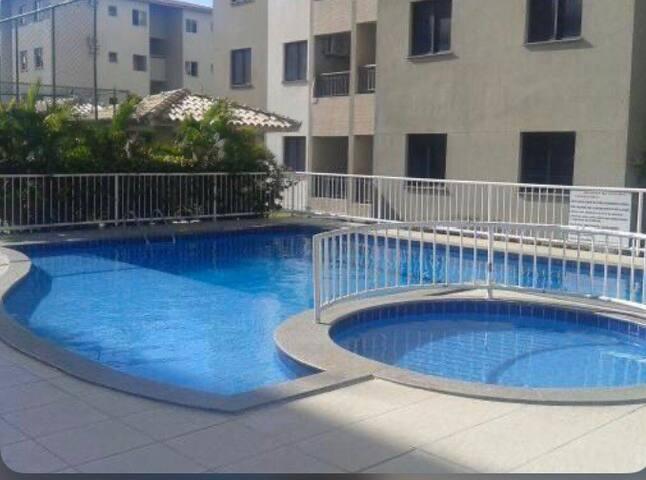 Apartamento condomínio Natura Vile - Aracaju/SE