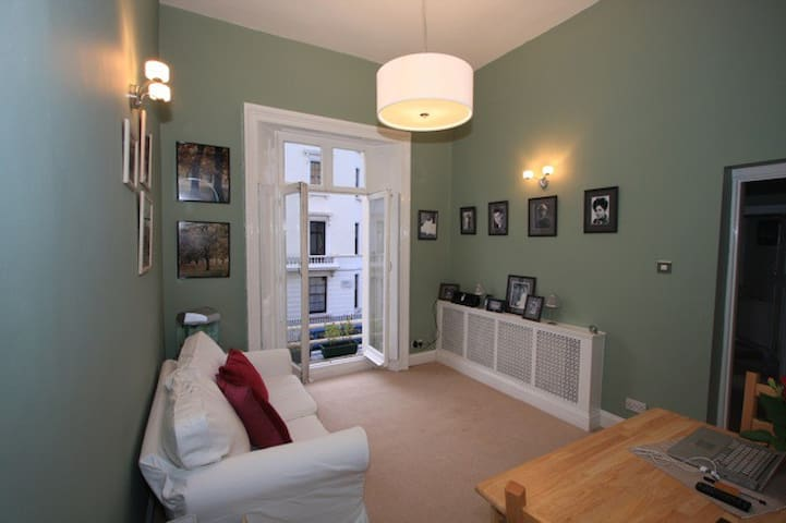 Bright, lovely 1-bed flat in Central London