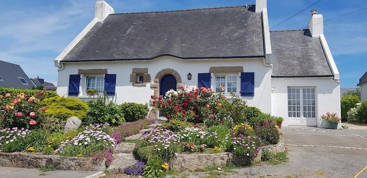 Charmante maison néo bretonne entre Mer et Bois