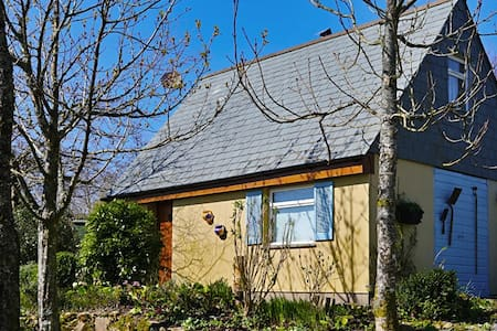 An Skiber. Idyllic, self-contained country retreat - Saint Neot - Andere