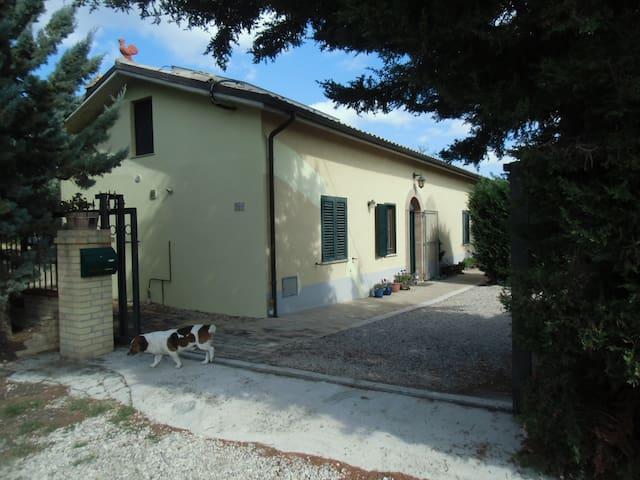 Urlaub auf dem Land, il vero Italia - Scerni - House