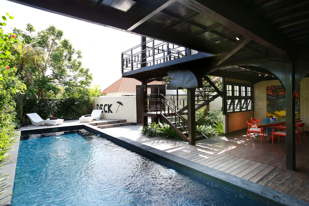 Great Concept LOFT in Canggu