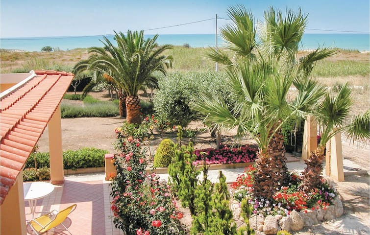 Holiday apartment with 1 bedroom on 36 m² in Butera CL