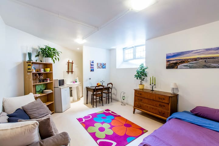 clean and cosy studio by the beach - Biarritz - Apartamento