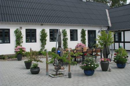 Idyl på Nordfyn - tæt på Hasmark Strand - Otterup
