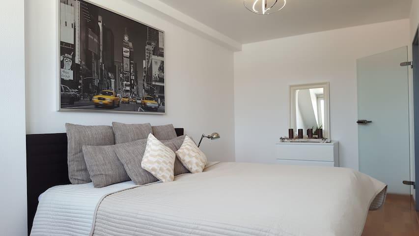 cozy apartment in a trendy district - Düsseldorf - Apartament
