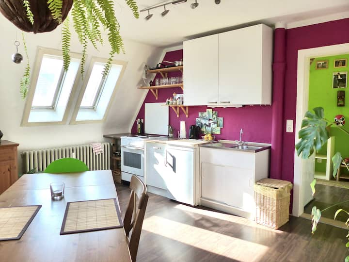 Schöne 2,5 Zimmer Wohnung in zentraler Lage