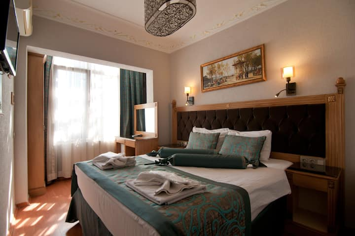 Double room - At heart of İstanbul