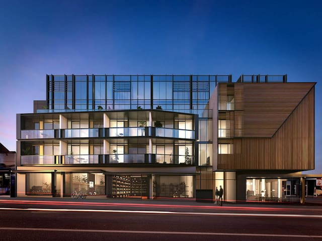 Hampton Beachside Sleek Apartment - Hampton - Daire