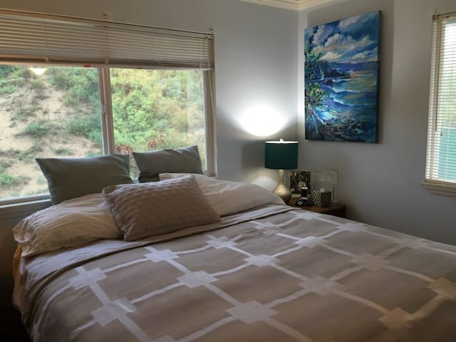 Private bedroom with private bath - Wailuku - Hus