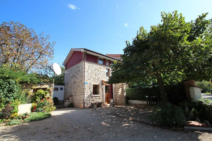House for 4 persons with a/c in Umag R71702