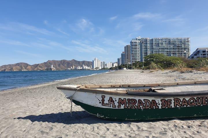 El sitio perfecto para disfrutar del mar