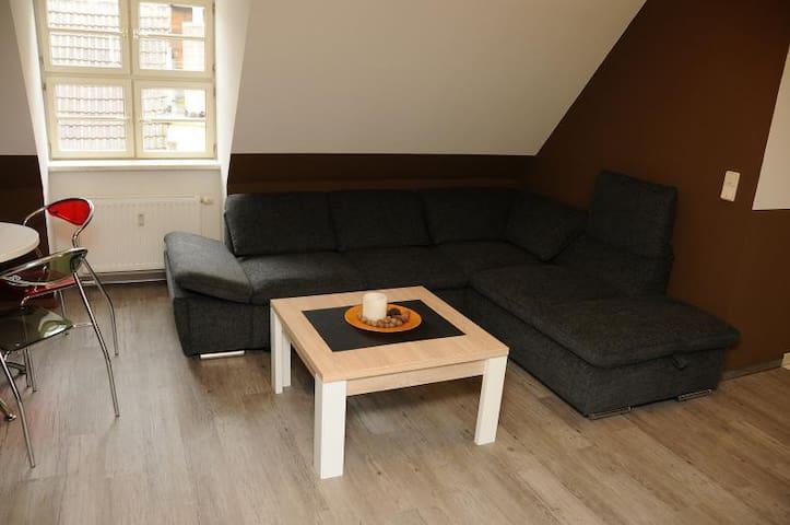 Apartment 10 am Brunnen - Quedlinburg - อพาร์ทเมนท์