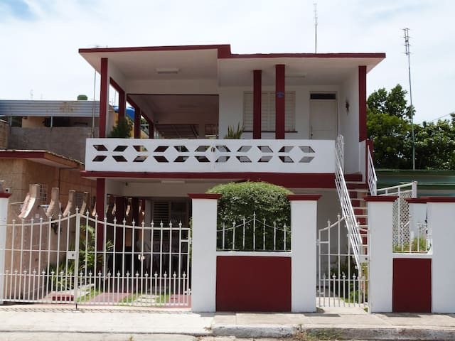Varadero Martha´s house room 1 - Varadero