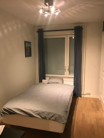 Large room in beautiful flat available!