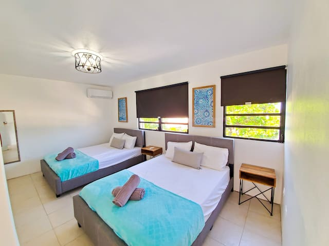 Near Ferry & Airport in Ceiba (Apt-5) @dosislaspr