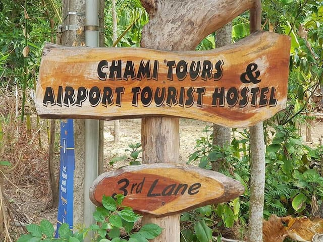 srilanka chami tours and airport tourist hostel