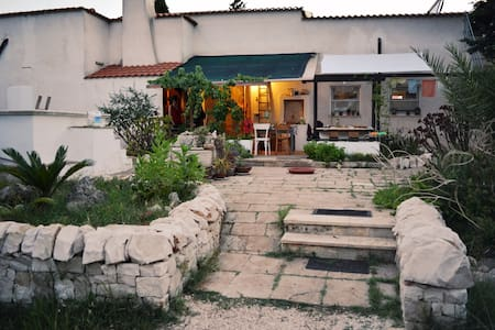 B&B in the Reserve of Torre Guaceto - Brindisi - Haus