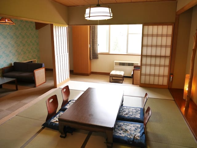 100% Natural Onsen - Cozy Japanese Style Studio
