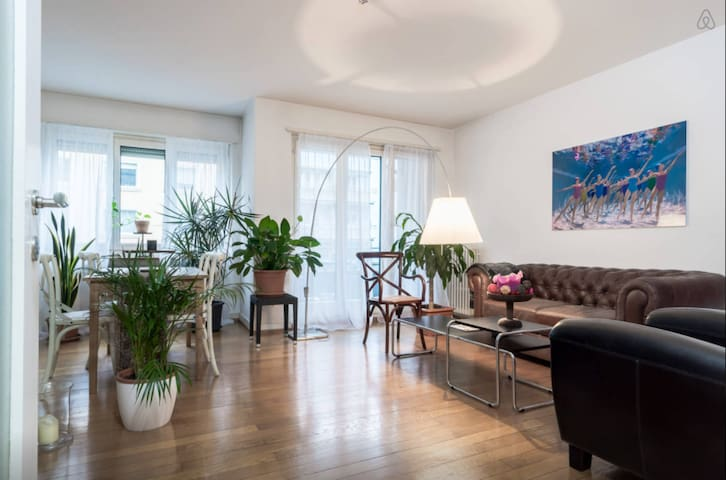 Beautiful home in Zürich K6 - Zürich - Apartment