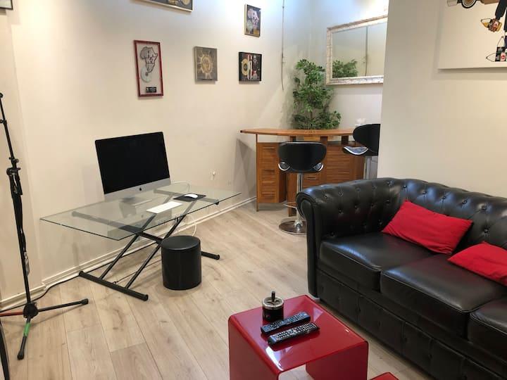 Charmant appartement à Saint Maur des Fossés