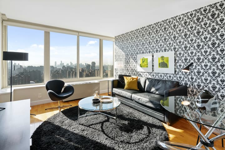 Contemporary One Bedroom walking distance to High Line