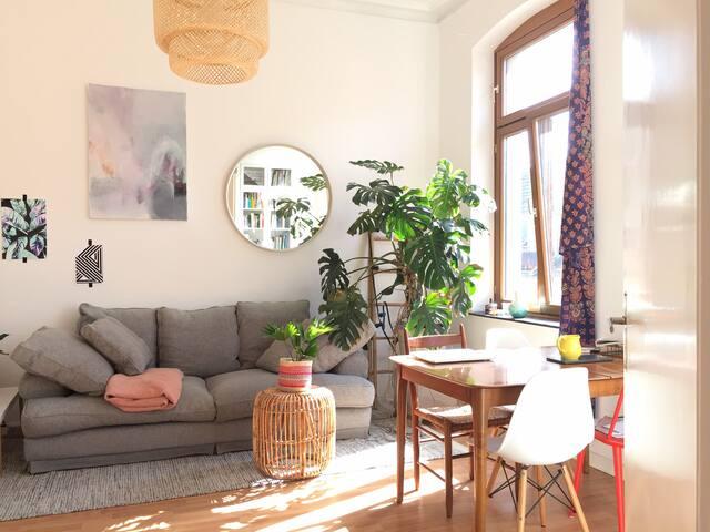 Zentrales Apartment mit viel Charme