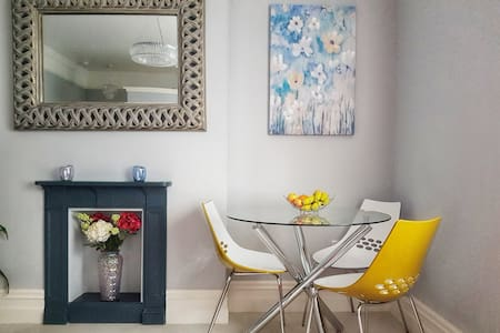 Elegantly Restored Apartment in Historic Limerick